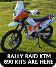 Rally Raid KTM 690 Enduro Kits