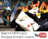 KTM HowTo Videos Product Reviews